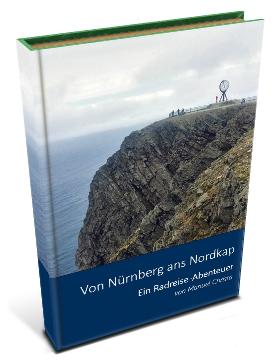 Nürnberg Nordkap Radreise ebook cover
